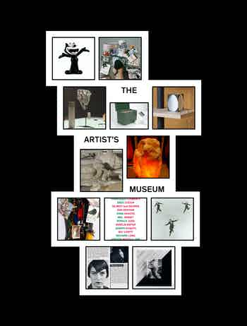*The Artist's Museum*, hardcover, 256 pages, 8.5 × 11.5 in., edited by Dan Byers, published by the Institute of Contemporary Art/Boston, 2016