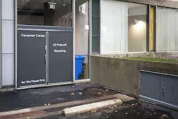 Receiving Doors, Carpenter Center for the Visual Arts, Harvard University, 2019