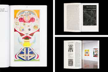 *Anna Oppermann: Drawings*, softcover, 112 pages, 8.5 × 13.5 in., edited by Dan Byers, published by Inventory Press, 2020